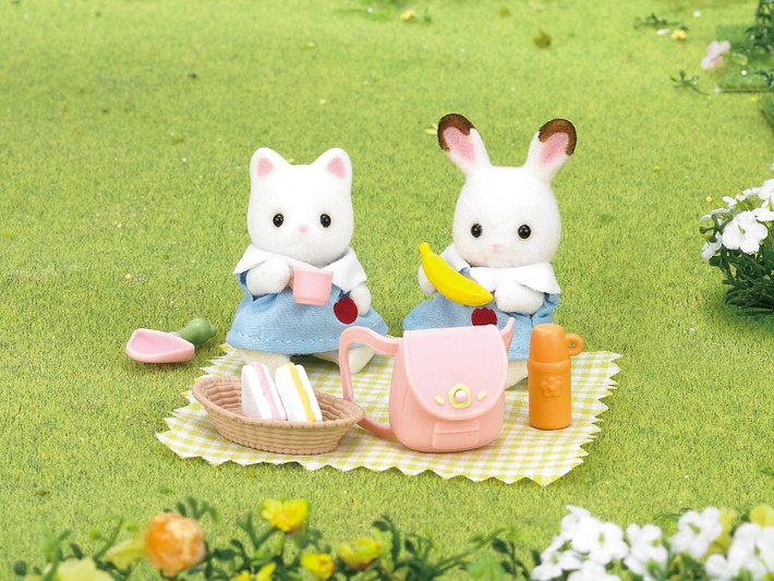 Nursery Picnic Set - 6