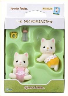 絲綢貓孖生BB - 3