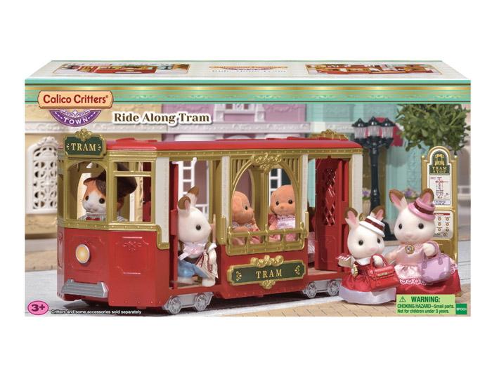 Ride Along Tram - 8