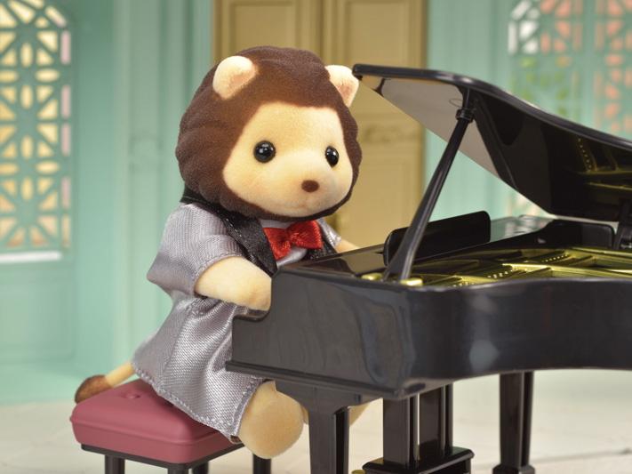 Grand Piano Concert Set - 7