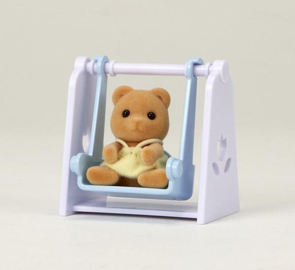 Bebê Urso com Balança - 3