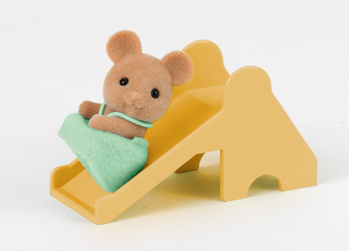 Mouse Baby with Slide - 3