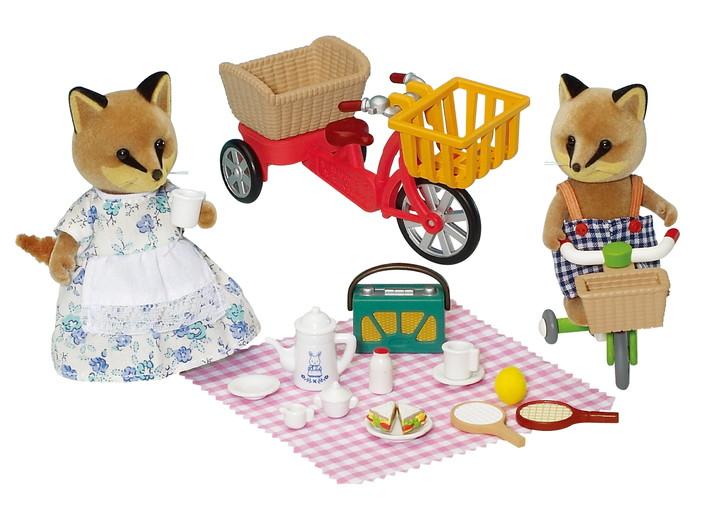 Bikes & Picnic Set - 8