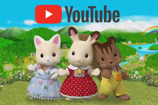 Sylvanian-families YouTube Channel