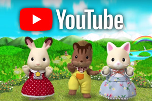Sylvanian Families Movie With Narration