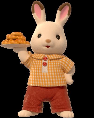 Chocolate Rabbit Father