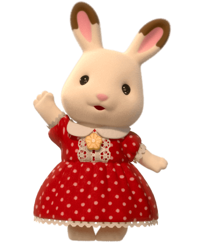 Chocolate Rabbit Sister