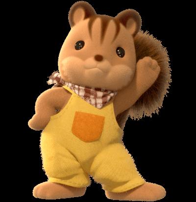 Hazelnut Chipmunk Brother