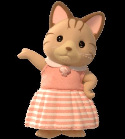 Sandy Cat Sister