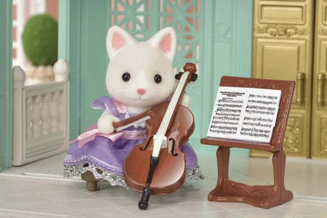 Принцесса, которая играла на виолончели