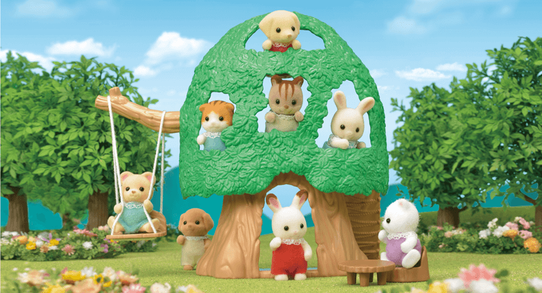Calico Critters Nursery Series3