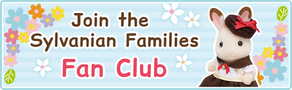 Join the Sylvanian Families Fan Club